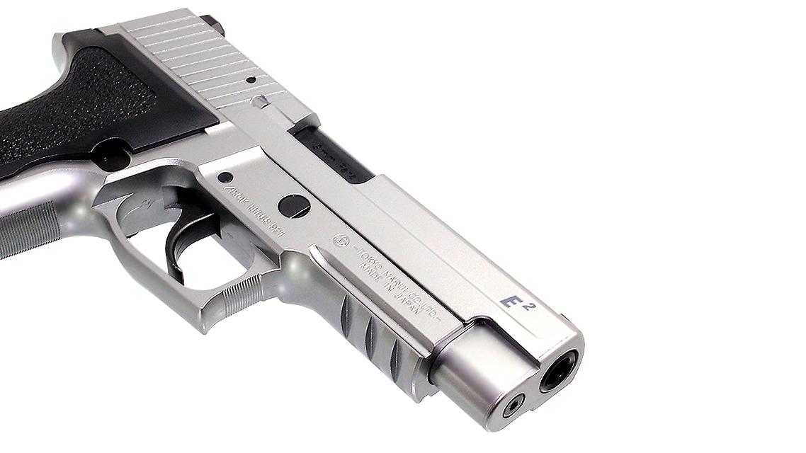 TOKYO MARUI P226 E2 GBB Pistol (Stainless)