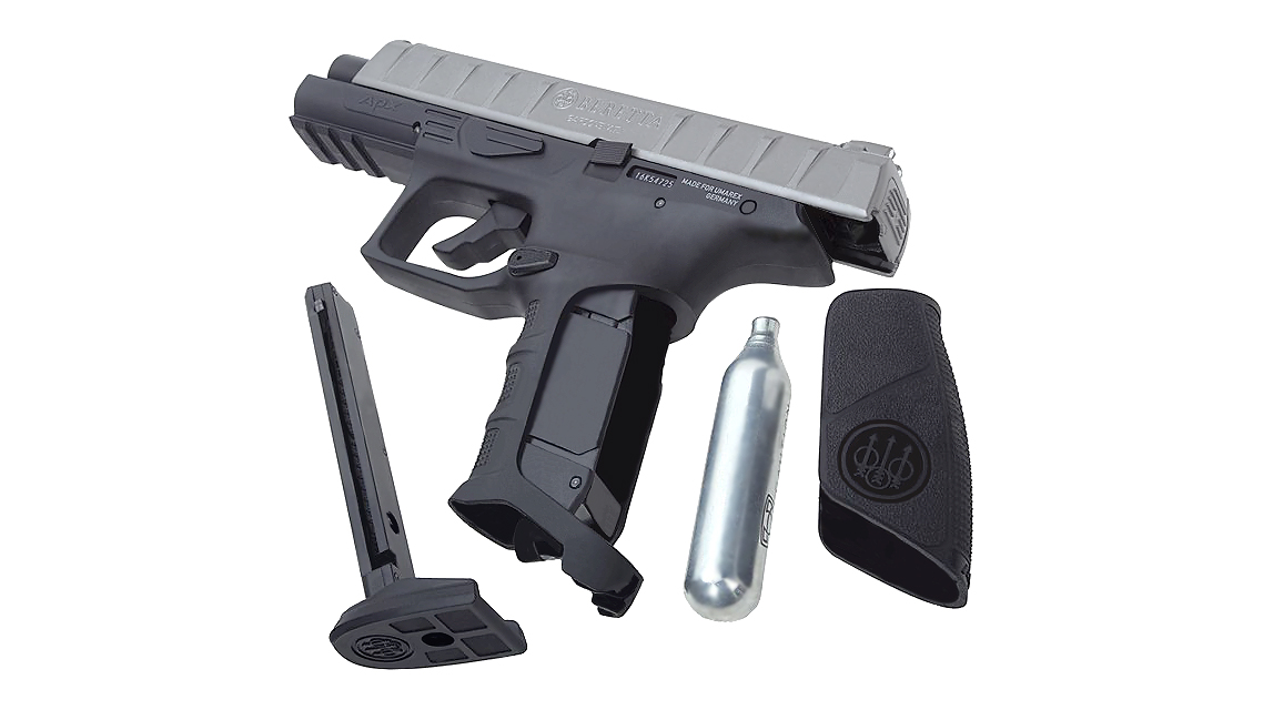 UMAREX BERETTA APX GBB Pistol (CO2, 6mm, Grey)