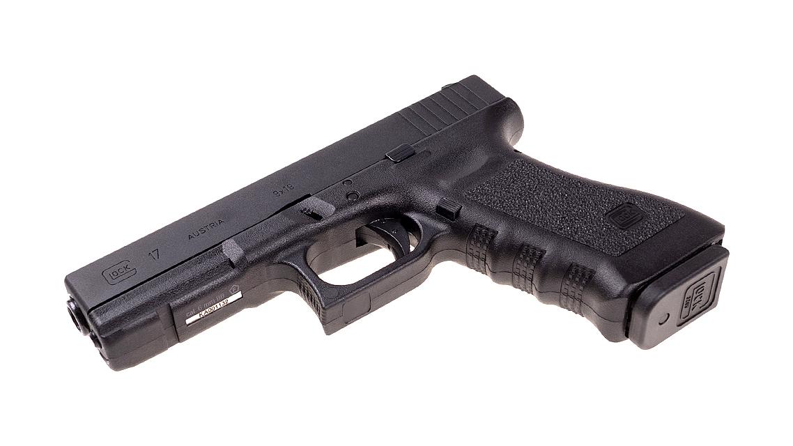 UMAREX GLOCK 17 GEN3 GBB Pistol (6mm, VFC)