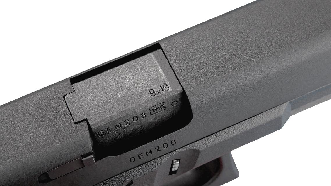 UMAREX GLOCK 19 GEN3 GBB Pistol (6mm, VFC)