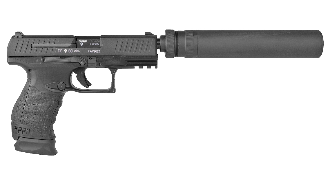 UMAREX WALTHER PPQ M2 NAVY DUTY GBB Pistol