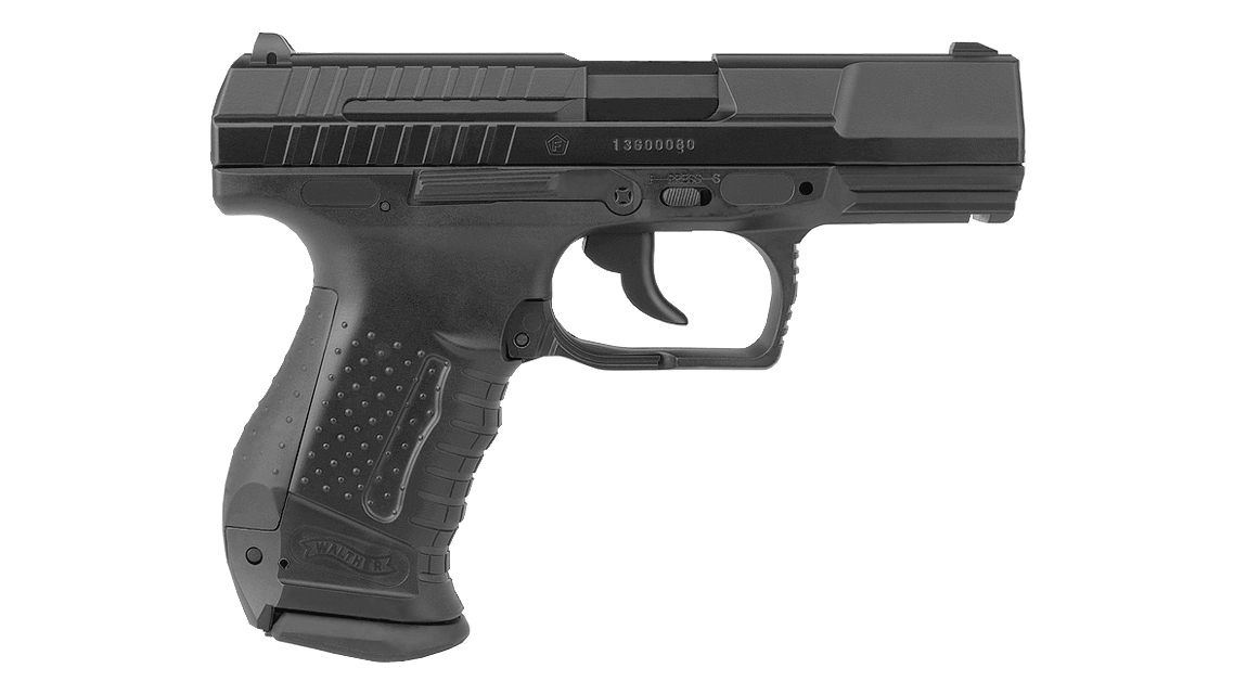 UMAREX WALTHER P99 DAO GBB Pistol (Black, CO2, 6mm)