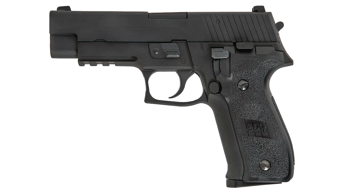 WE P226 RAIL GBB Pistol