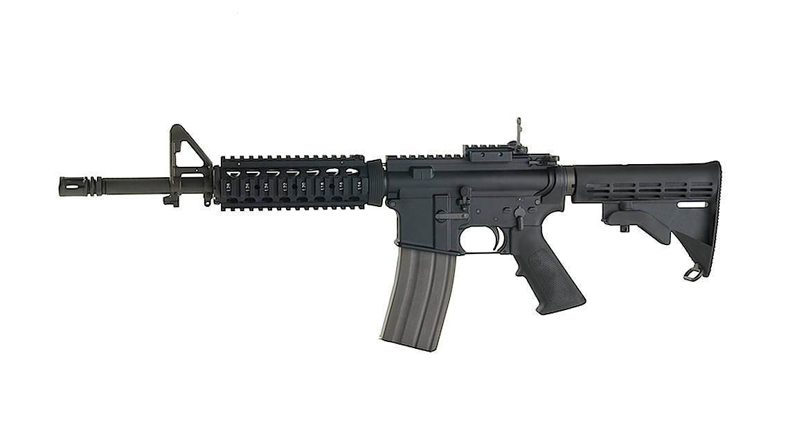 GHK M4 RAS GBB Rifle (12.5