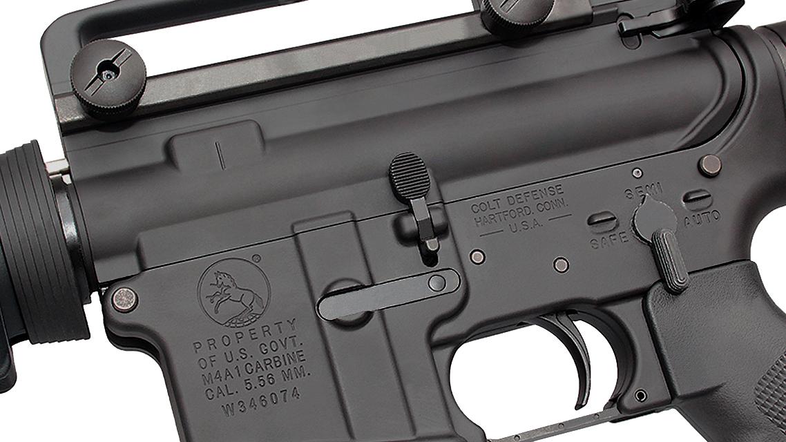 TOKYO MARUI M4A1 CARBINE GBB Rifle (Z System)