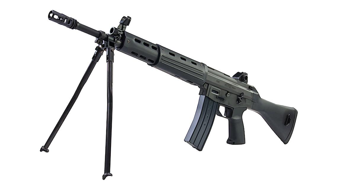 TOKYO MARUI HOWA TYPE 89 JGSDF GBB Rifle (Z System)