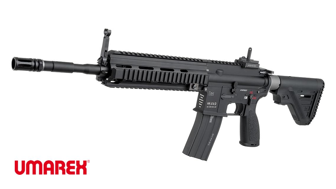 UMAREX H&K HK416D GBB Rifle (KWA)