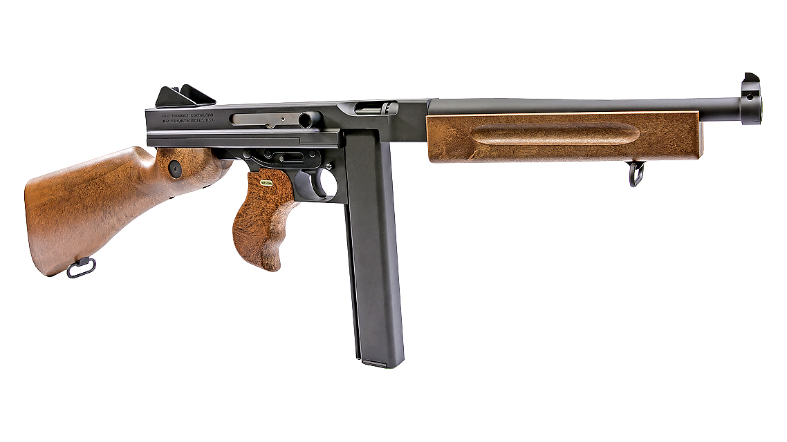 CYBERGUN THOMPSON M1A1 GBB SMG