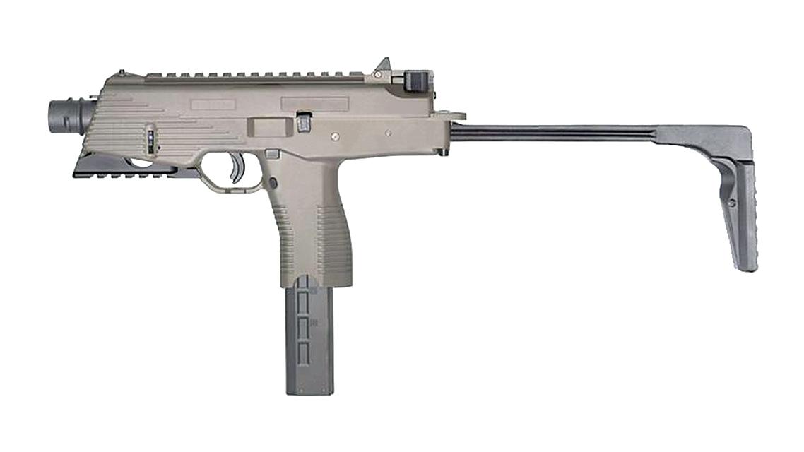KSC TP9 GBB SMG (Ranger Grey)