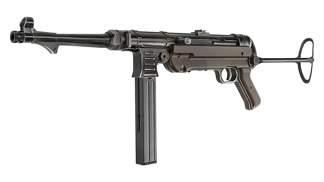 UMAREX LEGENDS MP40 GBB SMG (CO2, 6mm)