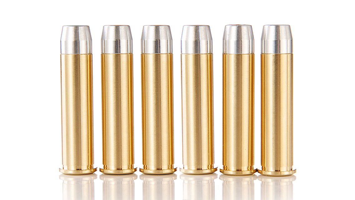 MARUSHIN MATEBA Revolver 6mm Shell X-Cartridge Set (6 PCS)