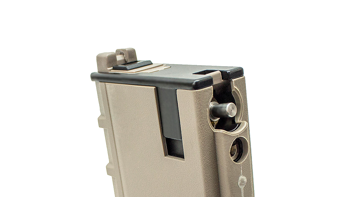 GHK G5 40RD GBB Magazine (GAS, Tan)