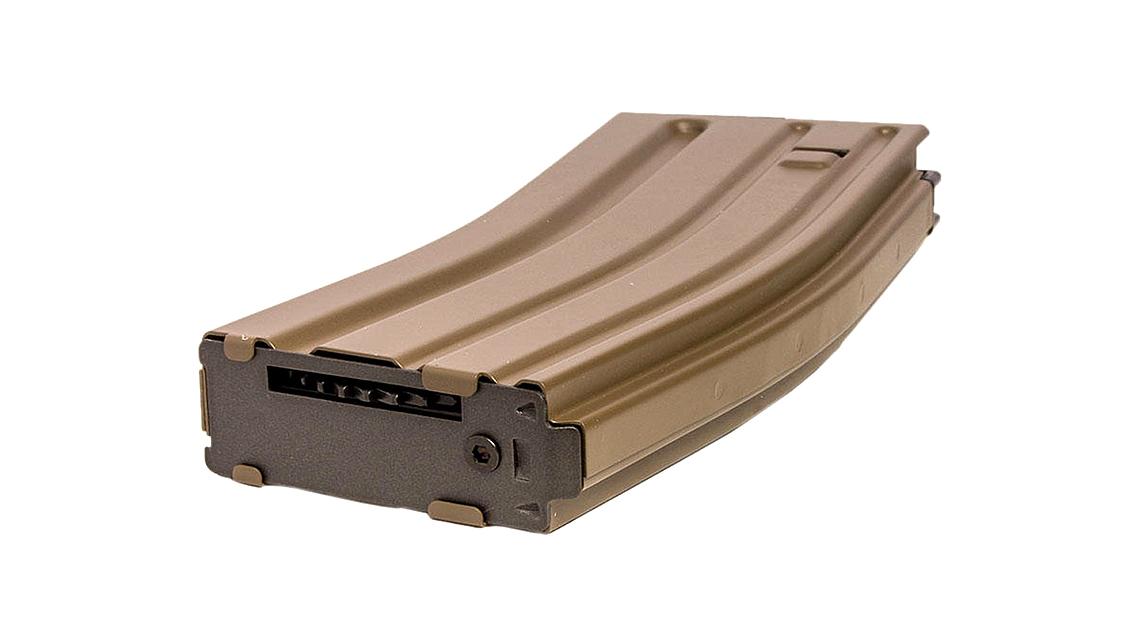 TOKYO MARUI SCAR-L 430RD HI-CAP AEG Magazine (Next Gen, Tan)
